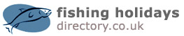 Fishing Holidays Directory Logo